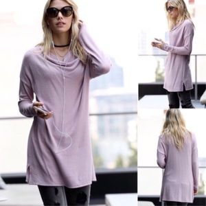 Tops - Flair Neck Tunic